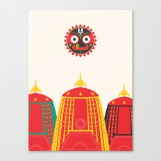 Rathyatra Canvas Print