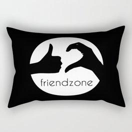 Friendzone Rectangular Pillow