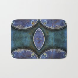 Ironwork Bath Mat