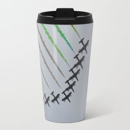 Fighter Jets High in the Sky Travel Mug