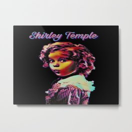 Legend Of Shirley Metal Print