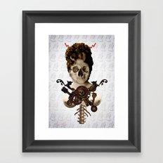 Mort Subite Framed Art Print