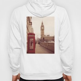 London Booth Hoody
