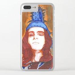 Peter Gabriel - Britannia Clear iPhone Case
