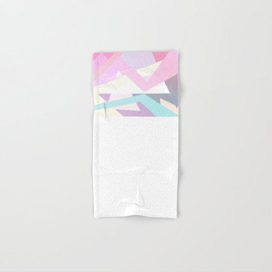 Pastel Pop Hand & Bath Towel