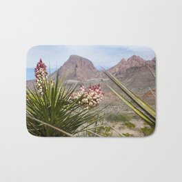Blooming Yucca Bath Mat