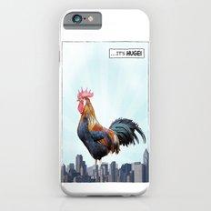 A HUGE COCK iPhone 6s Slim Case