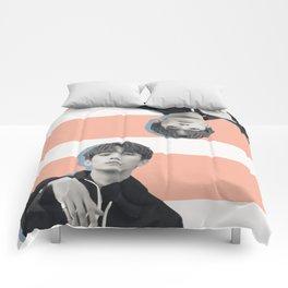 Double Deeks Comforters