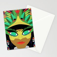 Xochiquetzal Stationery Cards