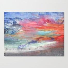 Stormcoming Canvas Print
