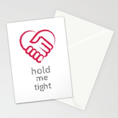 Hold me tight Stationery Cards