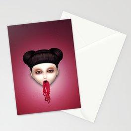 Misfit - Sakura Stationery Cards