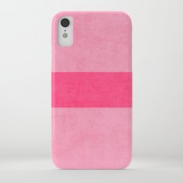 the pink II classic iPhone Case