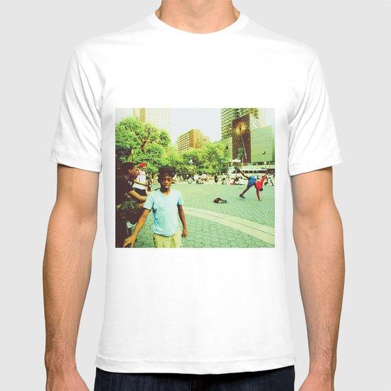 Can I Kick It? T-shirt