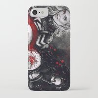 stucky iPhone & iPod Cases featuring Can You Love Me Again by Monika Gross