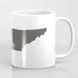 Tennessee is Home Coffee Mug