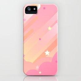 Steven Universo - Clouds iPhone Case