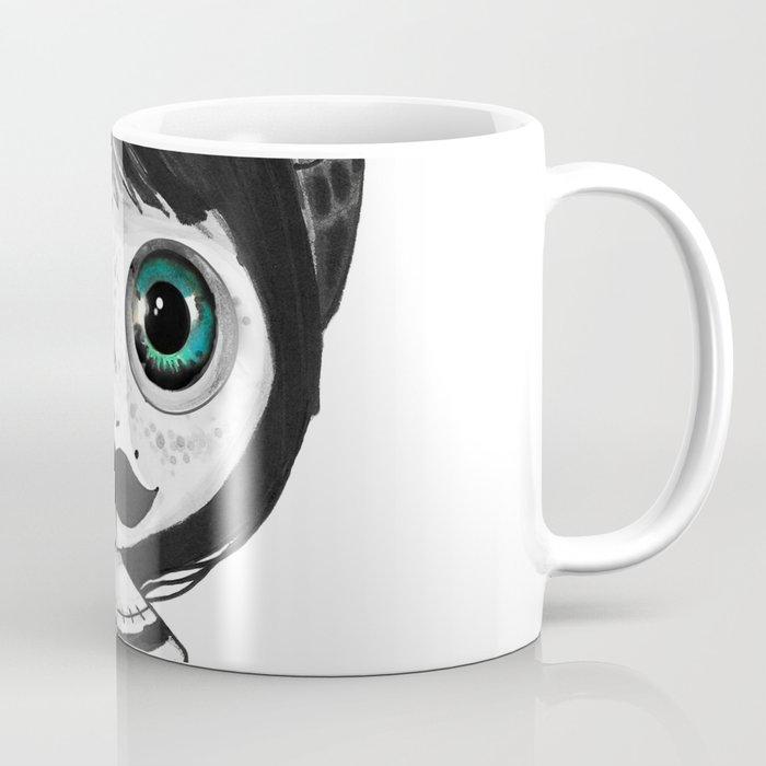 cute mustache coffee mug by ivanjoh society6