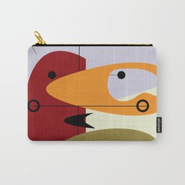 Beat Generation Carry-All Pouch