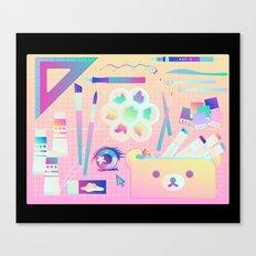 Artists' Aresenal Canvas Print