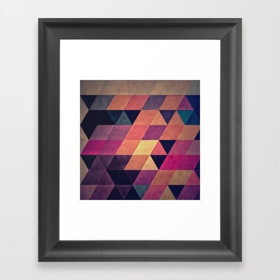 gryddy Framed Art Print