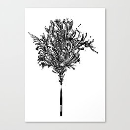 INKspired Canvas Print