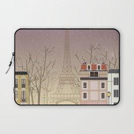 the Parisian way of life Laptop Sleeve
