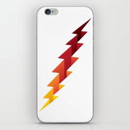 Bolt iPhone Skin
