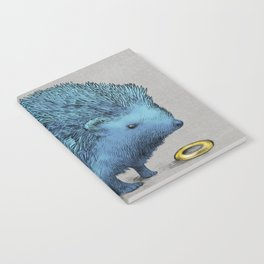 Sonic (color option) Notebook