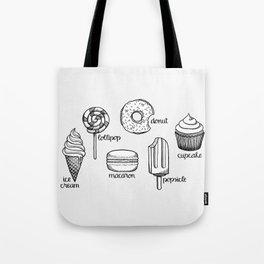 Sweets || Tote Bag