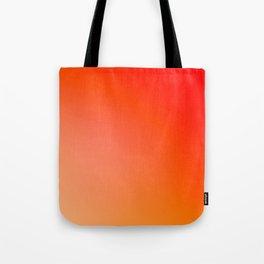 Accent Piece: Orange Ocean Sunset Tote Bag
