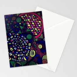 STARSEED1111 Stationery Cards