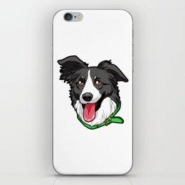 Border Collie Elo Dog Puppy Doggie iPhone Skin