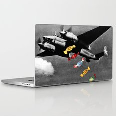Candy Bomber Laptop & iPad Skin