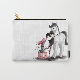A big surprise! Carry-All Pouch