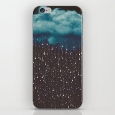 Let It Fall iPhone & iPod Skin