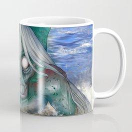 Feegee Mermaid Coffee Mug