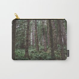 Forest Dark, Forest Deep III Carry-All Pouch