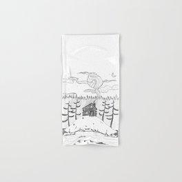 cabin Hand & Bath Towel