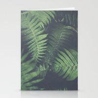 fern Stationery Cards featuring fern by elle moss