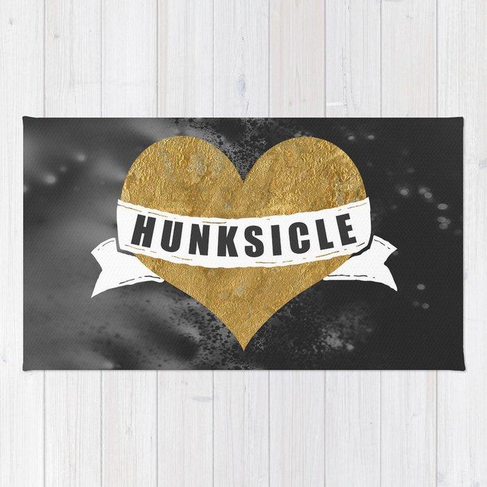 Hunksicle Rug
