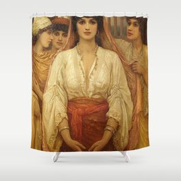 Queen Esther - Kate Gardiner Hastings Shower Curtain