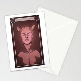 XV The Devil Stationery Cards