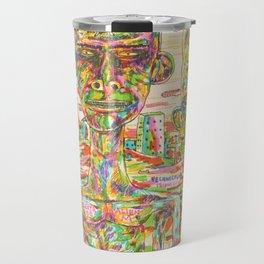 Technicolor sickness Travel Mug