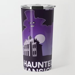 Hatbox Ghost - Land Travel Mug
