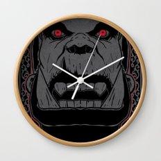 Garrosh Wall Clock