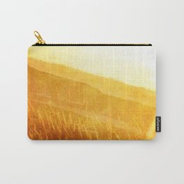 Through gold-woven dreams Carry-All Pouch