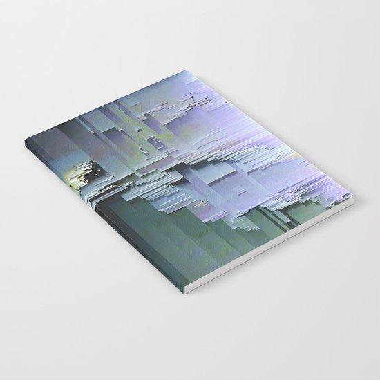 soft distortion Notebook