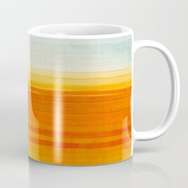 Yellowstone Orange Coffee Mug