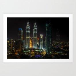 Kuala Lumpur | Malaysia Art Print